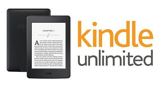 Kindle Unlimited Brasil